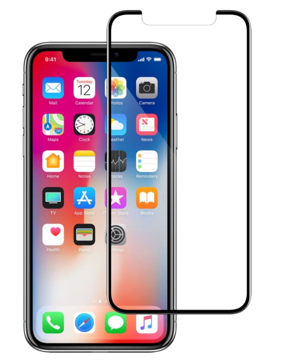 Szkło na iPhone X od moVear